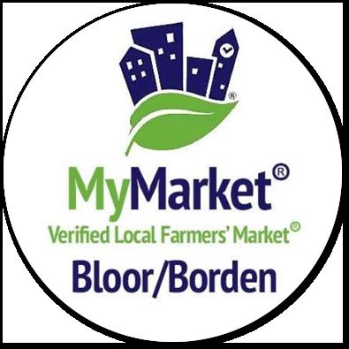 Bloor/Borden Farmer's Market Logo