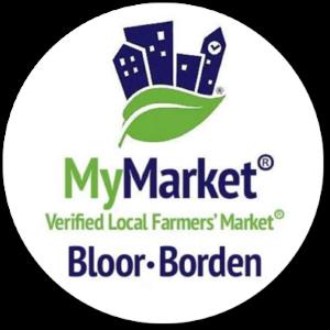 Bloor Borden Farmers' Market Logo